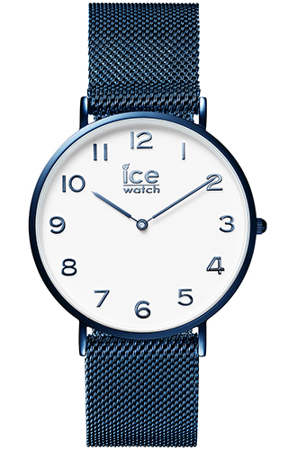 Ice Watch Blue Shiny - Medium 012713