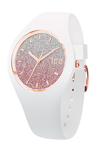 Ice Watch White Pink - Small 013427