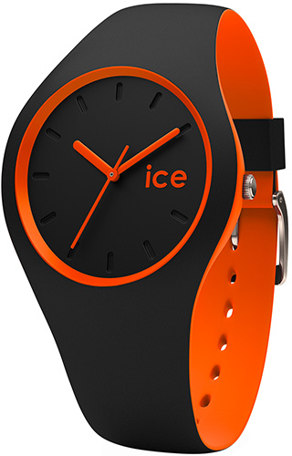 Ice Watch Black Orange - Unisex 001529