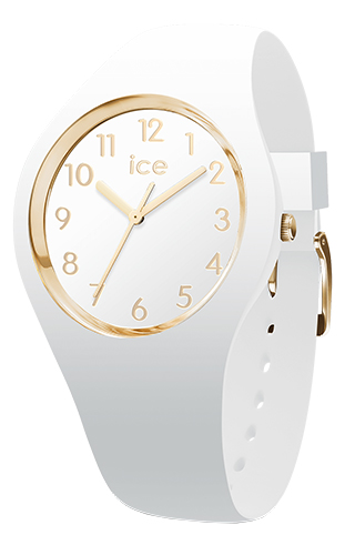 Ice Watch White Gold Numbers - Small 014759
