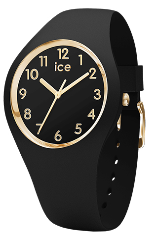 Ice Watch Black Gold Numbers - Small 015338