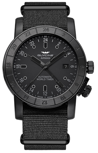 Glycine Airman Base 22 Mystery GL0070