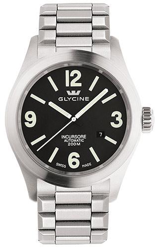 Glycine Incursore 46 mm 200M Automatic Sap 3874.19-MB