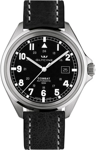 Glycine Combat 7 Automatic 3898.19AT4-LB9B