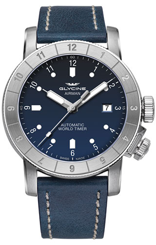 Glycine Airman Double Twelve GL0062