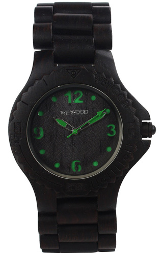 WeWood Black-Green 70308302
