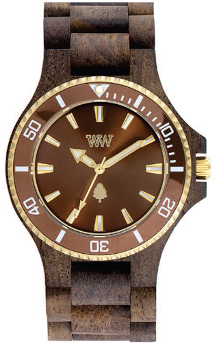 WeWood Date MB - Choco Rough Brown 70362517