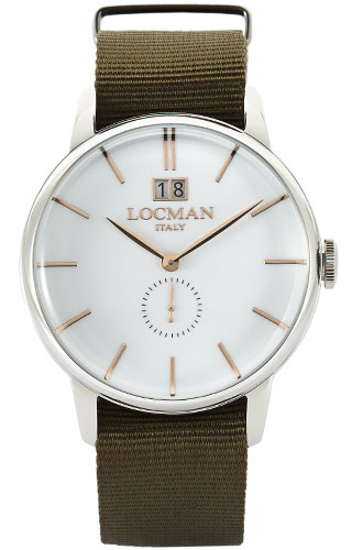Locman 0252V0800WHRGNG 0252V0800WHRGNG