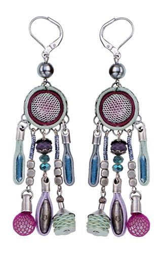 Ayala Bar Signature Earrings WZMS-237