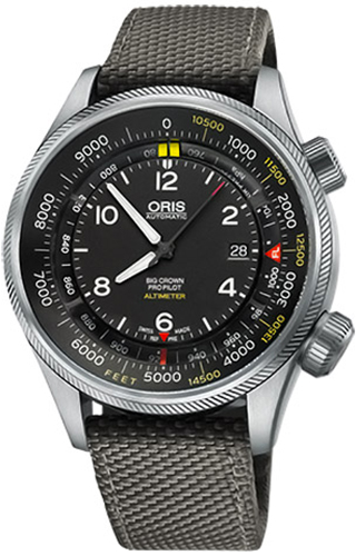 Oris Big Crown ProPilot Altimeter 73377054134-0752317FC