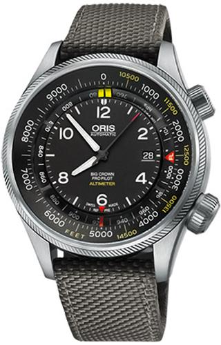 Oris  Aviation Big Crown ProPilot Altimeter 73377054134-0752317FC
