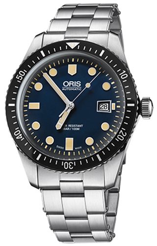 Oris Divers Sixty-Five 73377204055-0782118