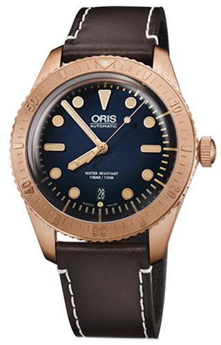 Oris Carl Brashear Limited Edition 73377203185-SETLS