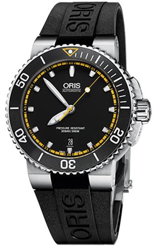 Oris Aquis Date 73376534127-0742634EB