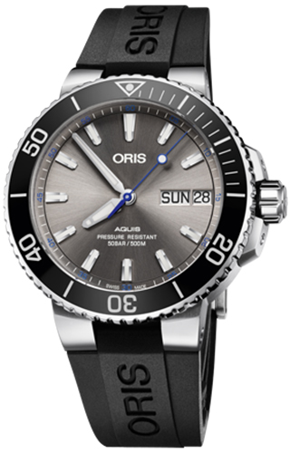 Oris Aquis Hammerhead Limited Edition 75277334183-SET RS