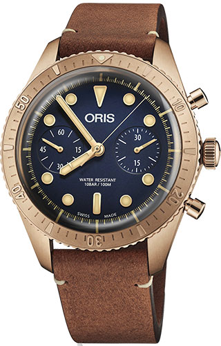 Oris Chronograph - Limited Edition 01 771 7744 3185-Set LS