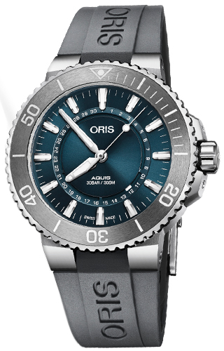 Oris  Aquis Source of Life Limited Edition 73377304125-SetRS