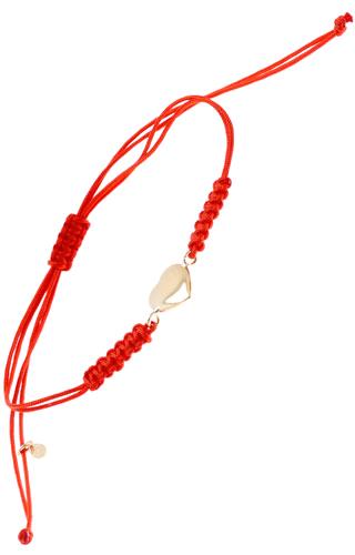 Klepsoo Heart - Yellow Gold Bracelet 168072