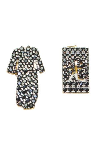Lebole Gioielli Kimono Must K.MUST/I.NERO