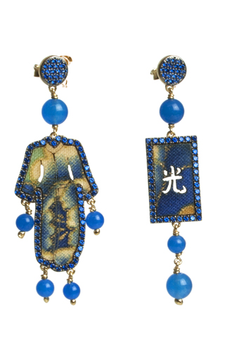 Lebole Gioielli Kimono Must K.MUST/A.SETA