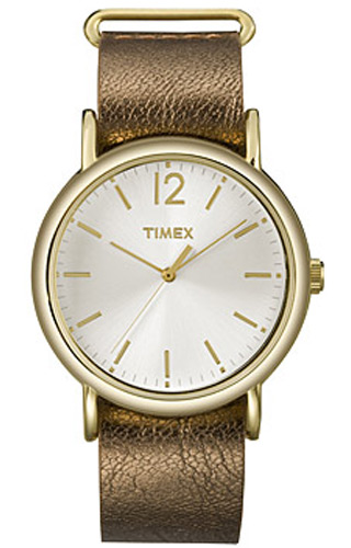 Timex Slip Through Metallic T2P340