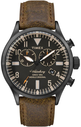 Timex Waterbury Chrono TW2P64800