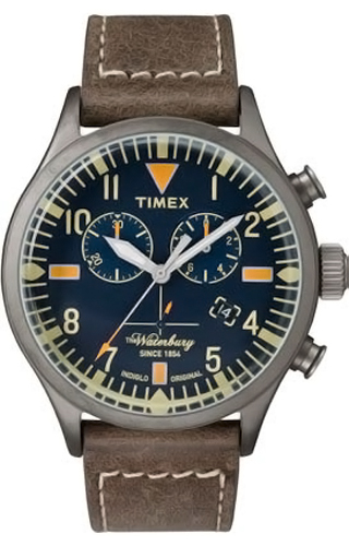 Timex The Waterbury Chronograph TW2P84100