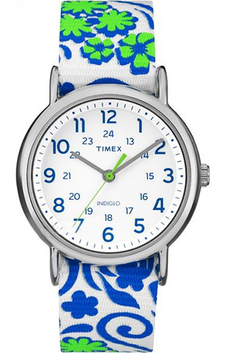 Timex Reversible Floral TW2P90300
