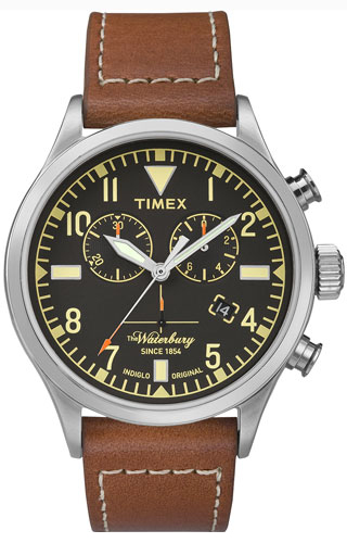 Timex  Heritage Waterbury Red Wing Special Edition TW2P84300