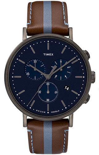 Timex Chronograph 41mm Gift Set TWG016800