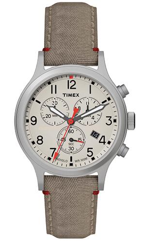 Timex Allied Chrono Canvas TW2R60500
