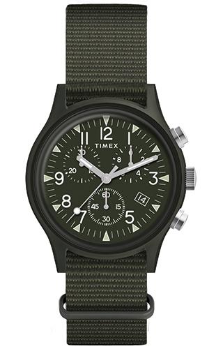 Timex MK1 Aluminium Chrono TW2R67800