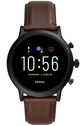 Fossil The Carlyle HR - Gen.5 FTW4026